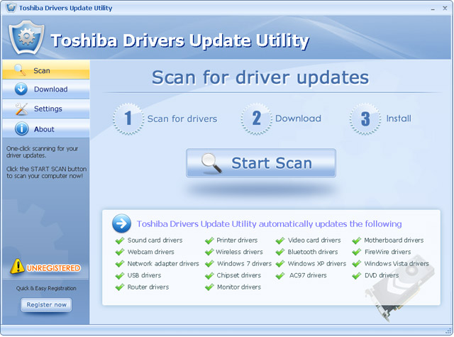 bios update windows 7 toshiba